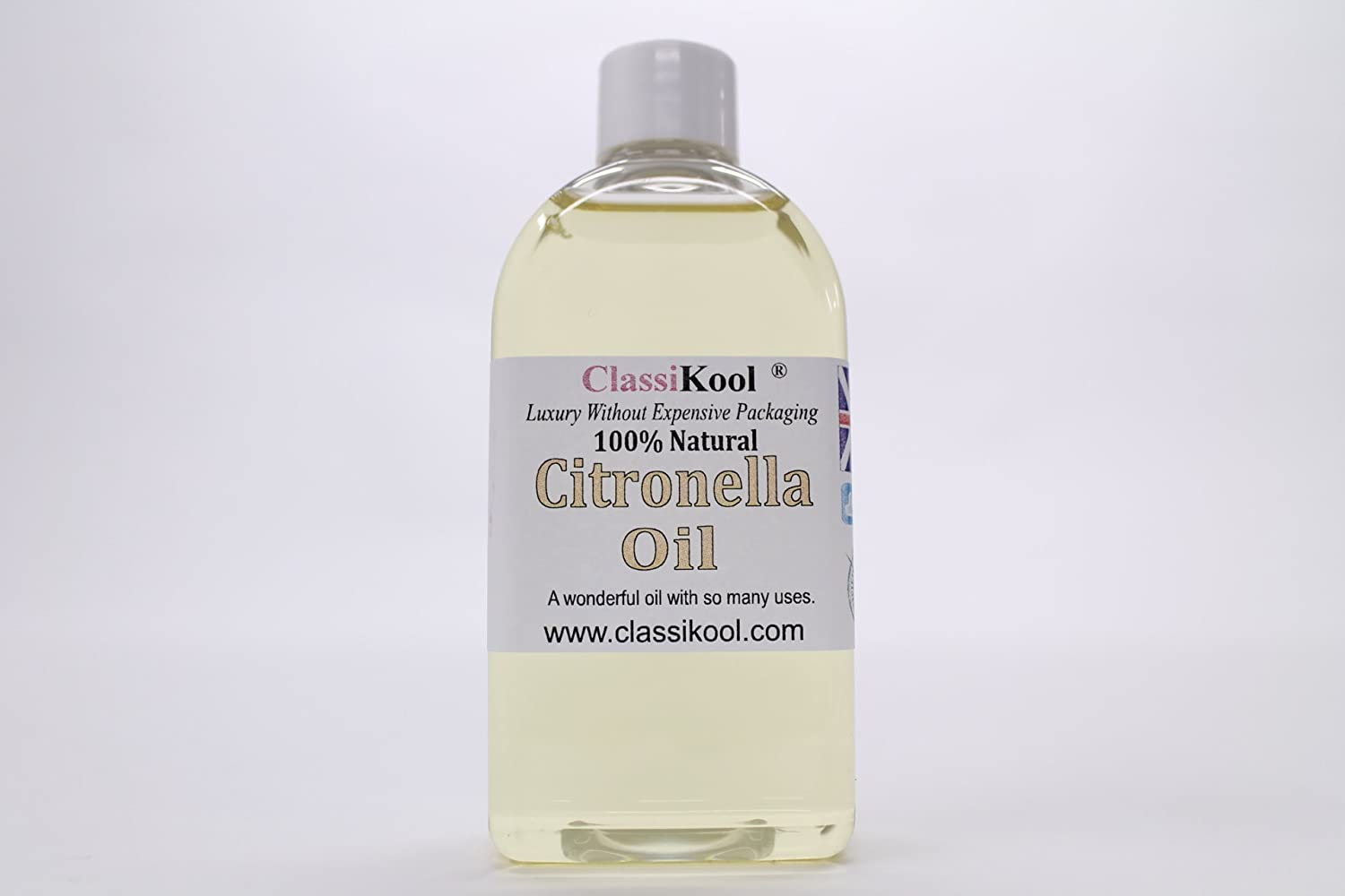 Classikool 100ml [Citronella Essential Oil] 100% Pure for Aromatherapy and Massage [FREE UK Post]