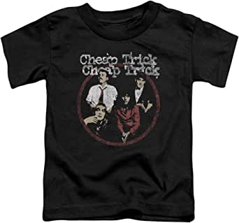 Amazon.com: A&E Designs Kids Cheap Trick T-Shirt Band