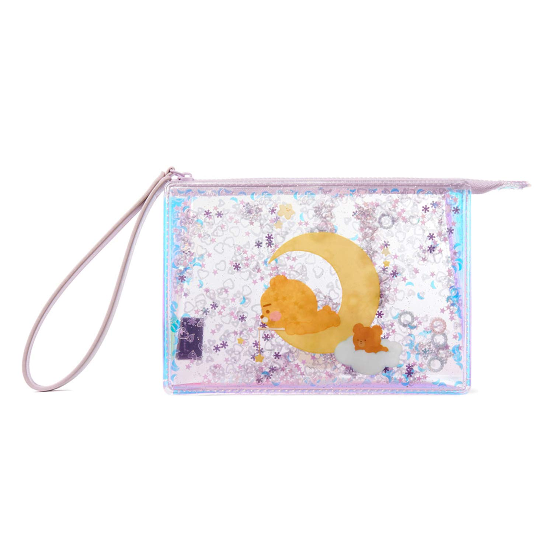 KAKAO FRIENDS Official- Baby Dreaming Glitter Pouch (Little Ryan)