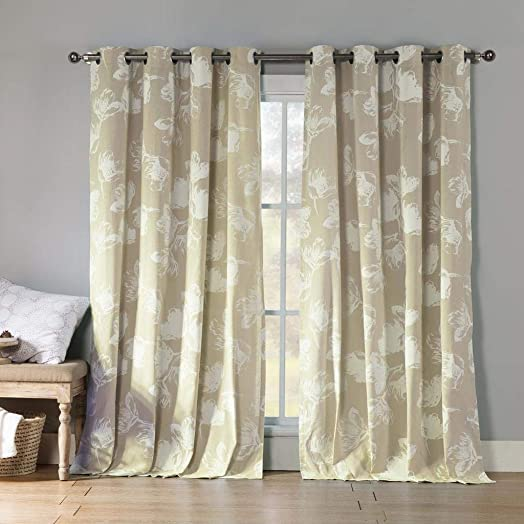 Kensie Contemporary Curtain