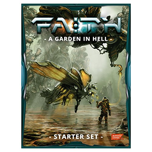 Price comparison product image FAITH: A Garden in Hell Starter Set