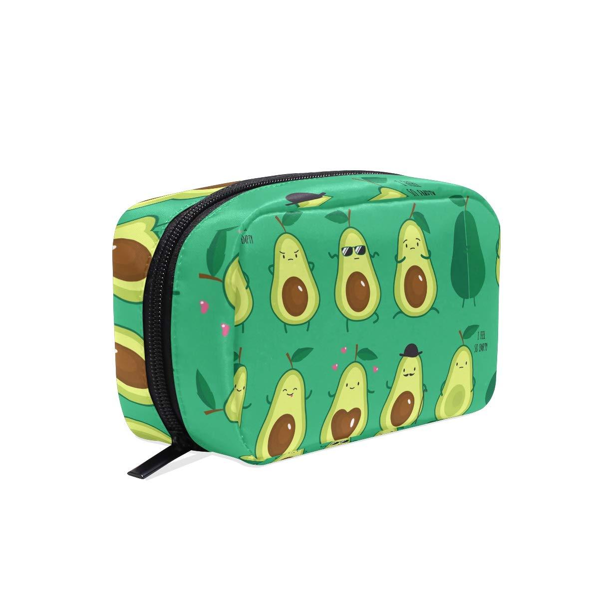 Amazon.com: Bolsa de aseo Avocado para cosméticos, bolsa de ...