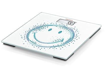 Soehnle 63776 - Báscula de baño digital, diseño Smiley island life