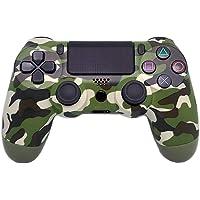 Controle Ps4 Doubleshock Playstation 4 Jsx Verde Camuflado