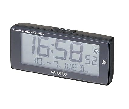 amazon com napolex radio wave clock fizz (fizz) car watch alarm (2018) movie wireless basics how radio waves work