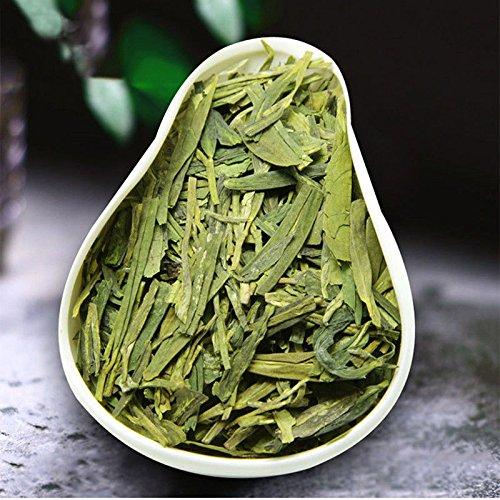 Supreme Chinese Spring Organic Dragon Well Longjing Green Tea Health Care