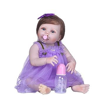 Haven shop Muñeca recién Nacida de 56 cm, muñeca de simulación de ...