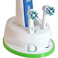 Portacepillos de dientes compatible con Oral-B para 2
