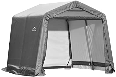 ShelterLogic 10' x 10' Shed-in-a-Box