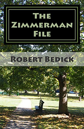 The Zimmerman File by [Bedick, Robert]