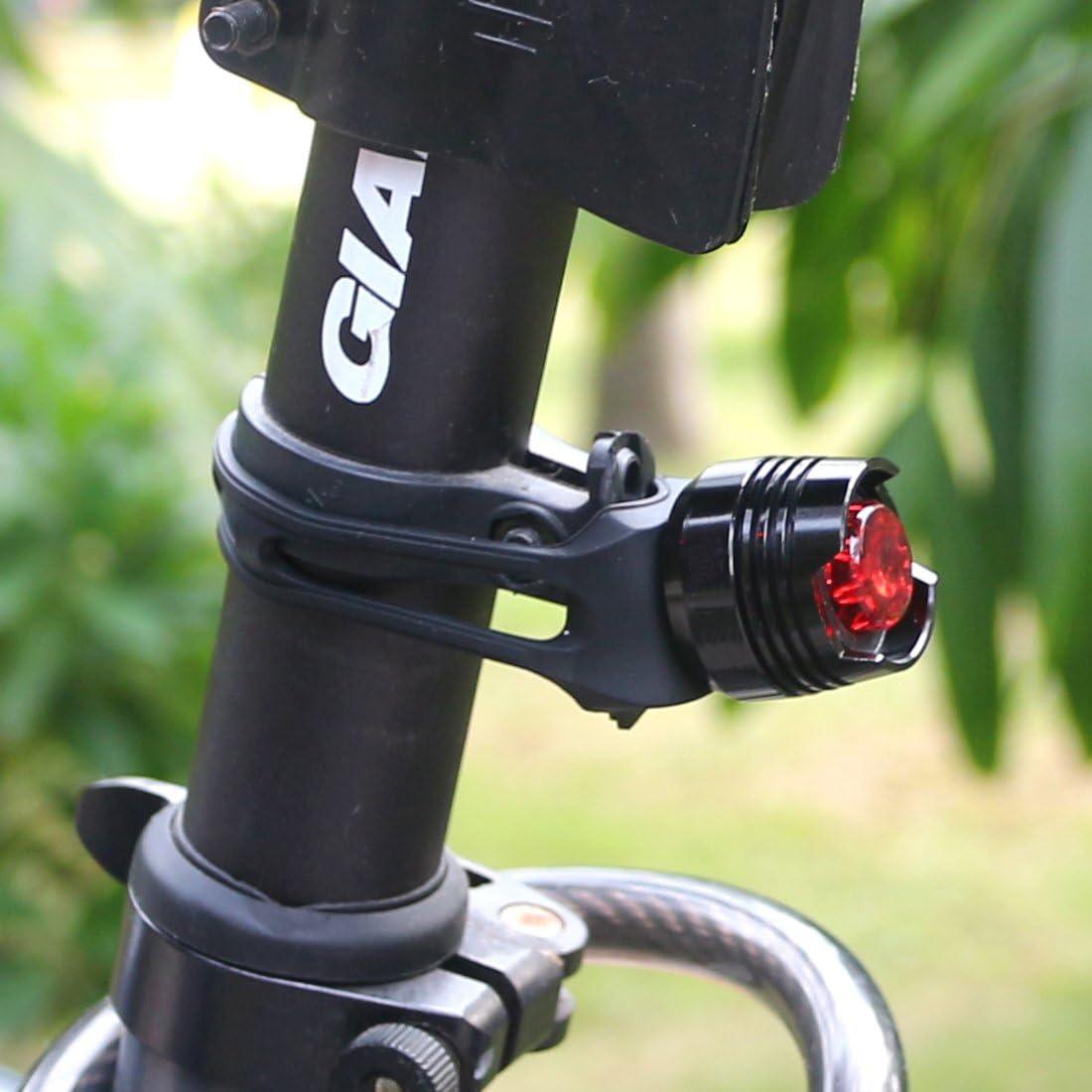 Alumbrado frontal para bicicleta, brillante y potente, 1200 ...