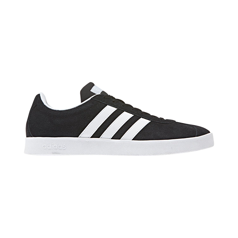 Adidas VL Court 2.0, Zapatillas de Deporte para Mujer 38 EU|Negro (Negbas/Ftwbla/Aeroaz 000)