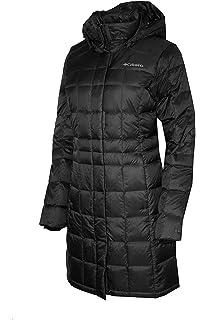 3cfbe4299 Amazon.com: Columbia Women's Morning Light II Omni Heat Long Jacket ...