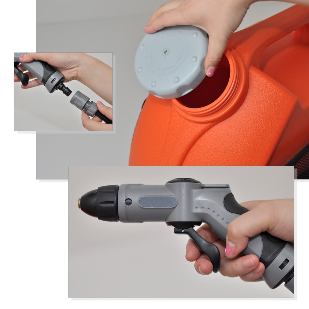 Pure Clean Portable Pressure System 12V Image 3