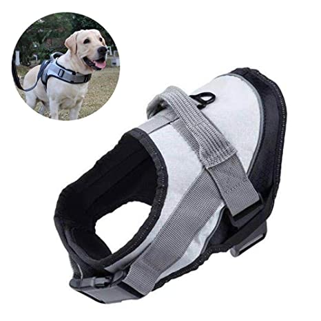 GOUSHENG collar Mascotas Perros Arnés Para Chaleco Para Perros Sin ...