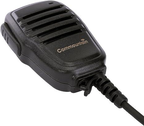 VBLL Remote Speaker Mic Microphone for Kenwood TK2160 TK3160 ...