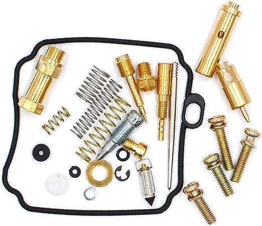 Road Passion Kit de reparaci/ón de carburador para YAMAHA XV250 Virago 250