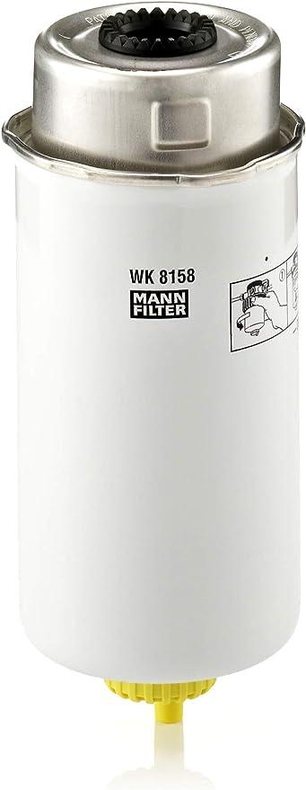 Original Mann Filter Kraftstofffilter Wk 8158 Für Pkw Auto