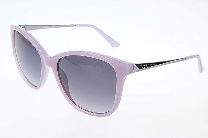 Guess Sun GU7502 78C-57-17-135 Gafas de Sol, Morado (Purple ...