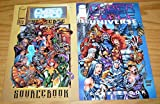 #9: Cyberforce Universe Sourcebook #1-2 VF/NM complete series ; Image