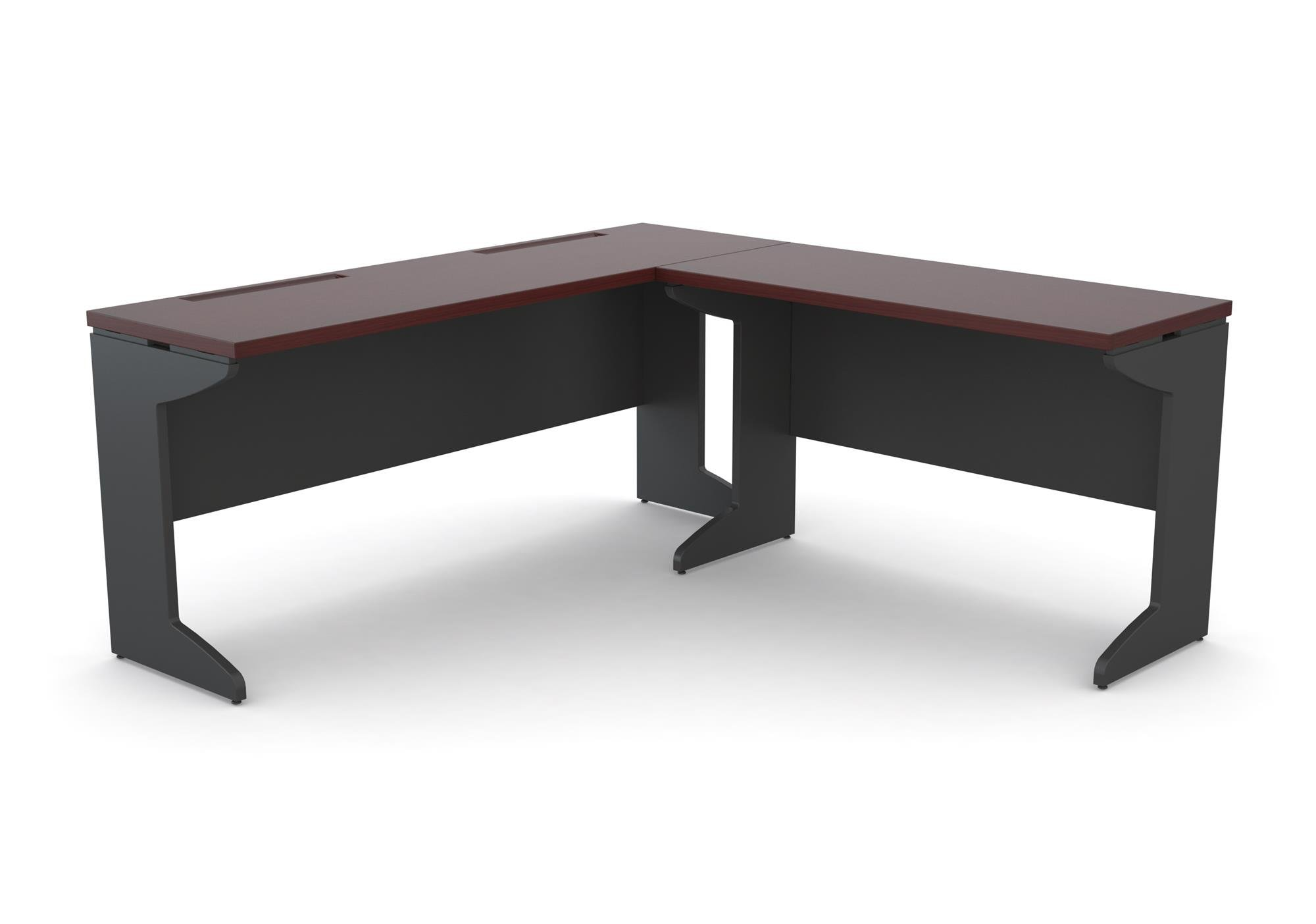 Ameriwood Home Pursuit L Shaped Desk Bun Buy Online In Bahamas At Desertcart