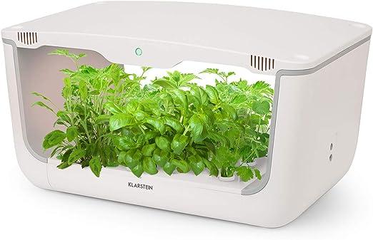 KLARSTEIN GrowIt Farm - Jardín Inteligente de Interior, Jardín ...