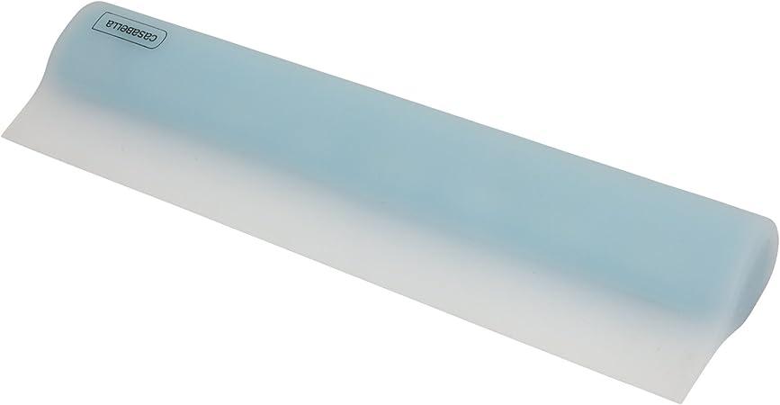 10 Casabella Spotless Squeegee Aqua//Translucent