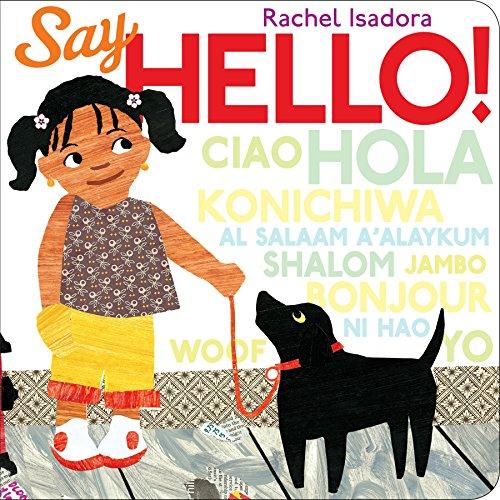 Books : Say Hello!