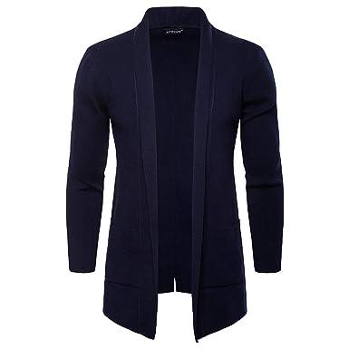 Vêtements UFACE Homme Cardigan Outerwear à Capuche Cardigan
