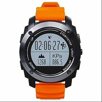 Smart Watch,Reloj Deportivo Reloj Inteligente de Pulsera con ...