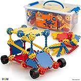 Play22 6027 165 Set-Stem Educational Construction Building Kids 3+ Best Toy Blocks Gift for Boys