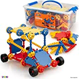 Toys : Play22 Building Toys For Kids 165 Set - STEM Educational Construction Toys - Building Blocks For Kids 3+ Best Toy Blocks Gift For Boys and Girls - Great Educational Toys Building Sets - Original