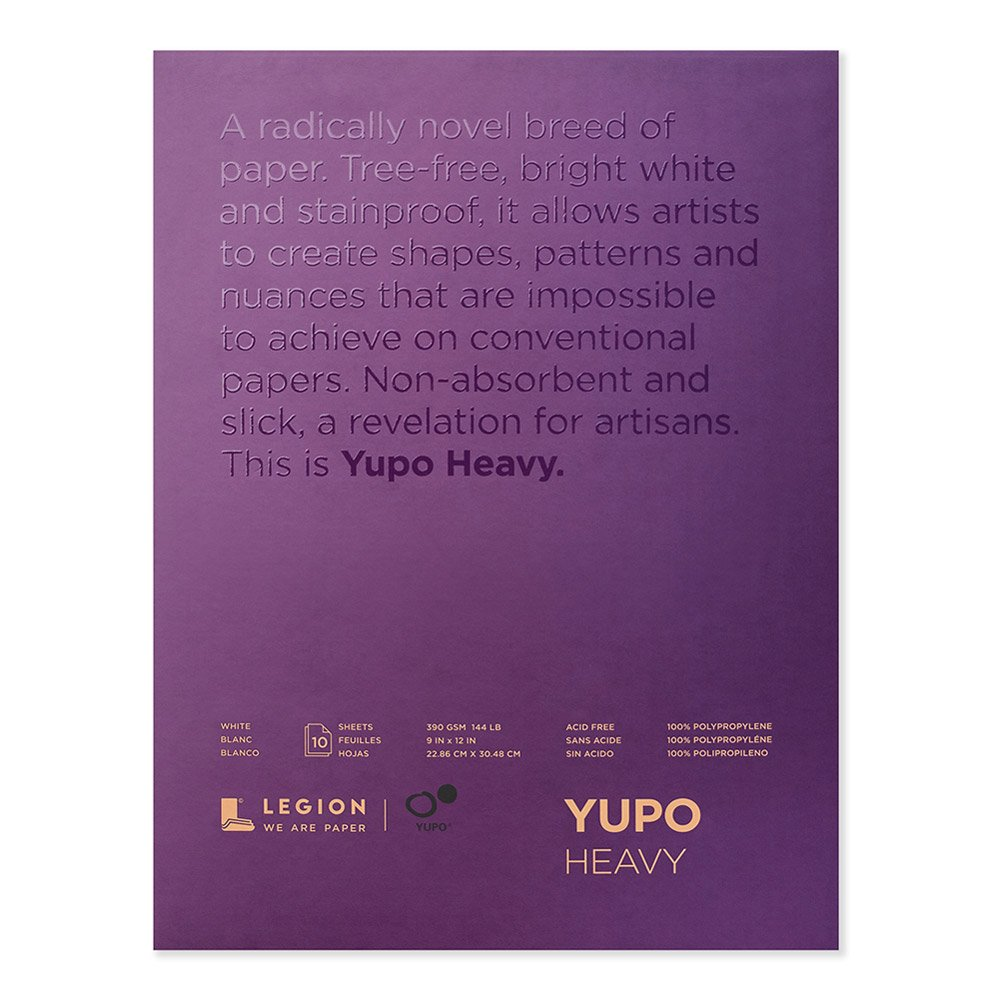 Yupo Paper L21-YUP389WH912 Painting and Drawing, Multi