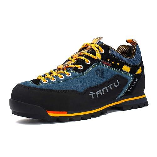 the latest 3aca9 c7e47 Scarpe da Trekking Uomo Respirabile Sportive Escursionismo Scarpe da  Montagna Sneakers Passeggiata