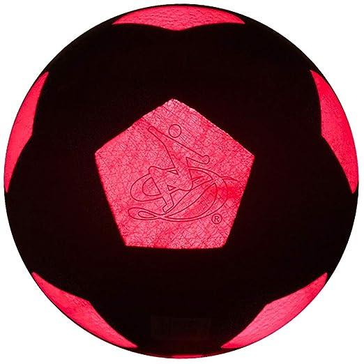 El Balón De Fútbol Light Up LED, El LED Interior Se Enciende ...