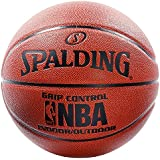 Spalding NBA Grip Control Indoor/Outdoor 74-221Z - Pelota de Baloncesto