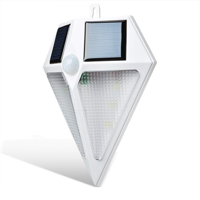 molto popolare YXXHM- Lampada da Parete Solare Esterna, induzione induzione induzione Super Bright Human Body Impermeabile, 24LED, Cortina di Sicurezza Illuminazione Stradale  conveniente