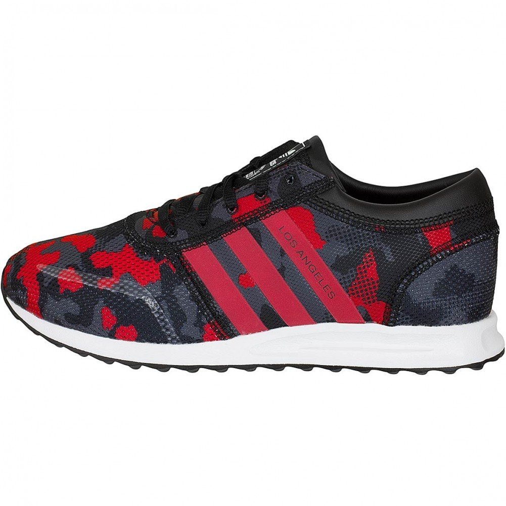 cheap for discount 5111f f62d6 adidas Los Angeles, Unisex Adults  Trainers  Amazon.co.uk  Shoes   Bags
