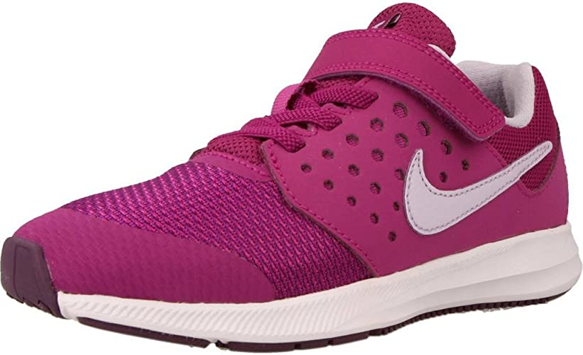Nike Downshifter 7 (PSV), Zapatillas para Niñas, Multicolor (Night ...