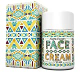 Product review for Face Cream-Anti Aging Moisturizer-For Wrinkles, Fine Lines and Even Skin Tone-Organic & Natural Ingredients for Sensitive, Oily and Dry Skin-For Women and Men-also use on Eye, Neck, Decollete - 1.7 OZ