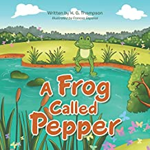 A Frog Called Pepper