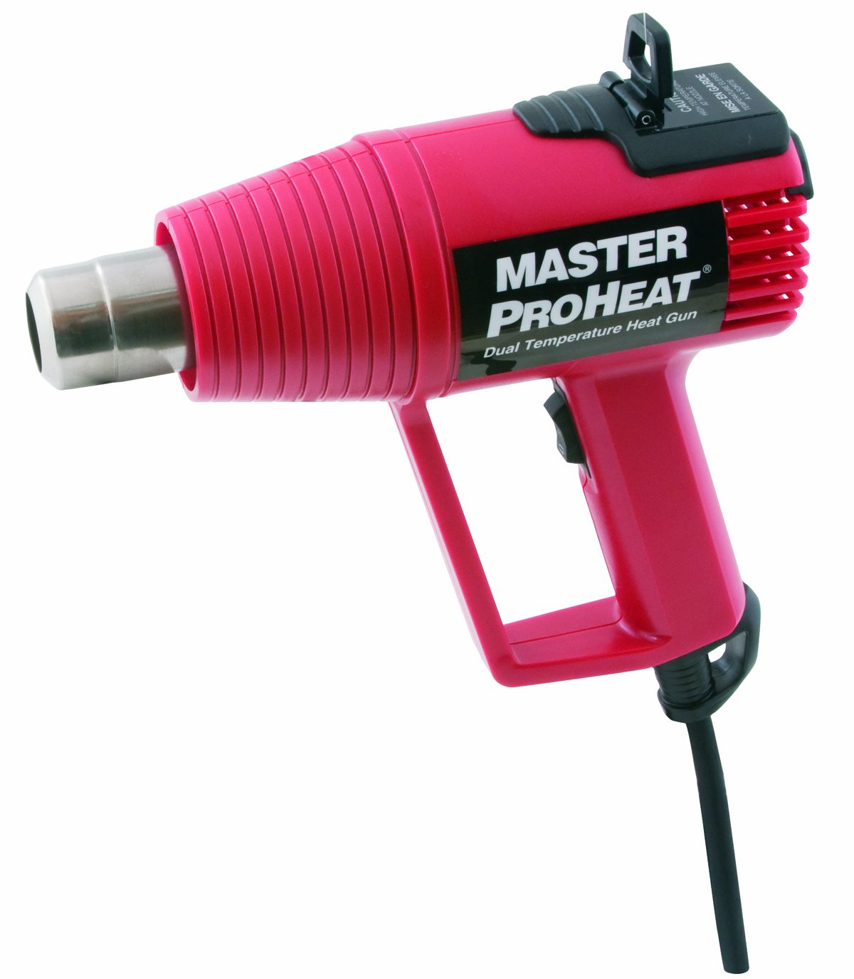 Master Appliance Proheat PH-1100 Dual Temp Professional Heat Gun, 500 and 1000-Degree Fahrenheit 120V 1300 Watts