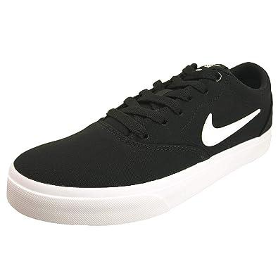 best service 070d5 8501b Nike SB Charge SLR Black White