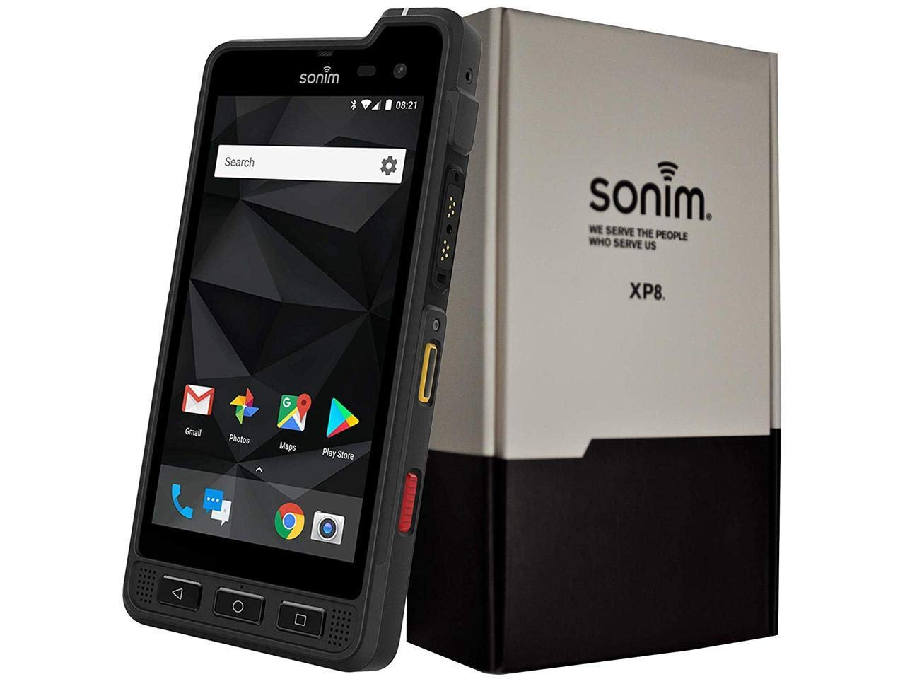 Amazon.com: Sonim XP8 XP8800 - Smartphone (64 GB, sin CDMA ...