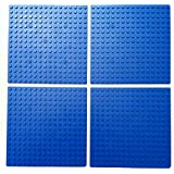 [Sponsored]5-Inch By 5-Inch Blue Dots Baseplate...