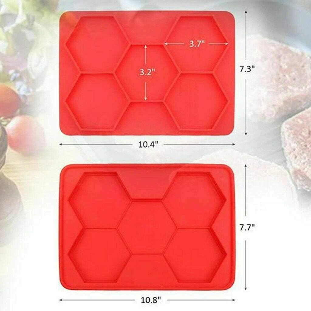 3 in 1 3 styles Burger Master Innovative Burger Press hamburger ...