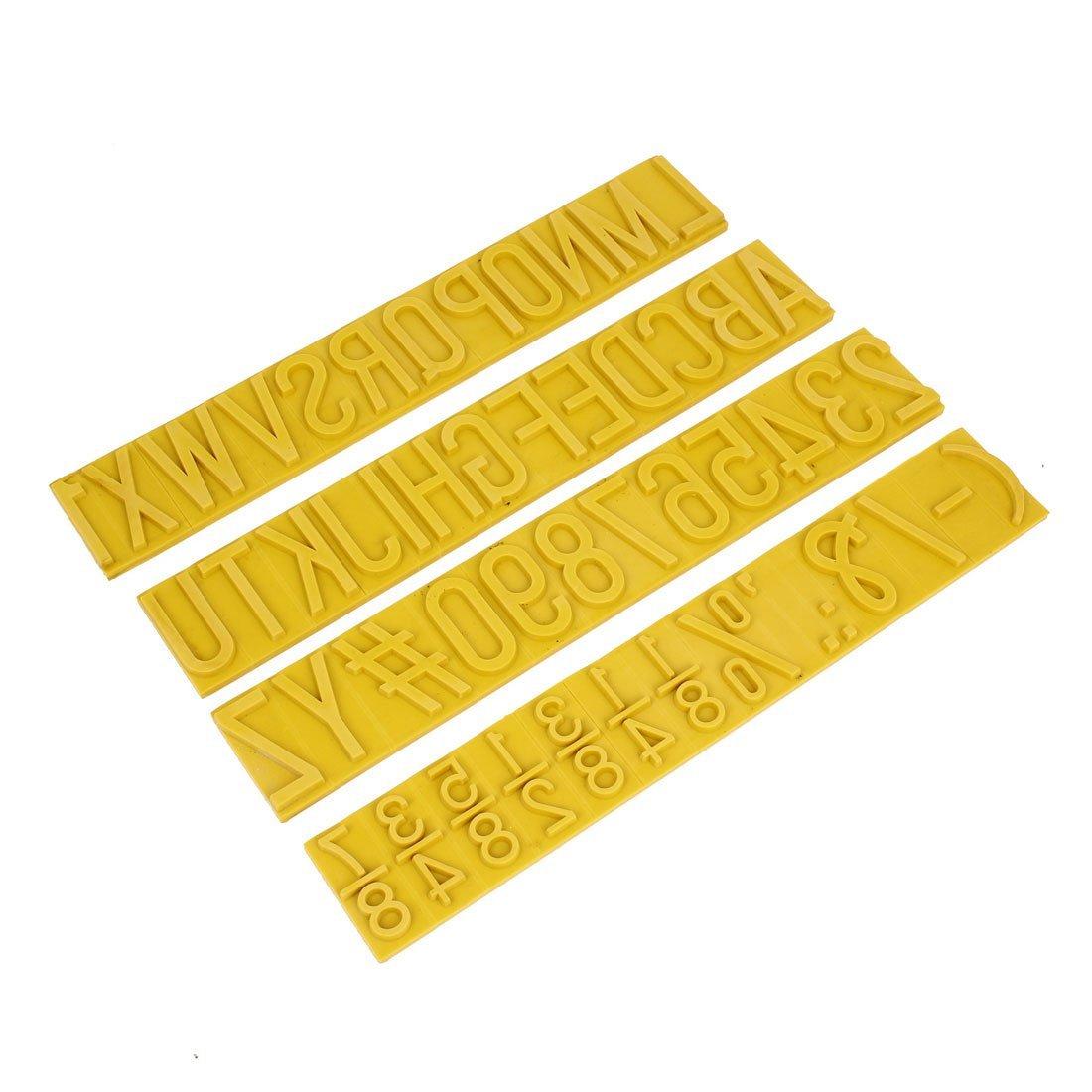 Rodillo impresora Printing 3,81 cm fracción de letra baluarte ...