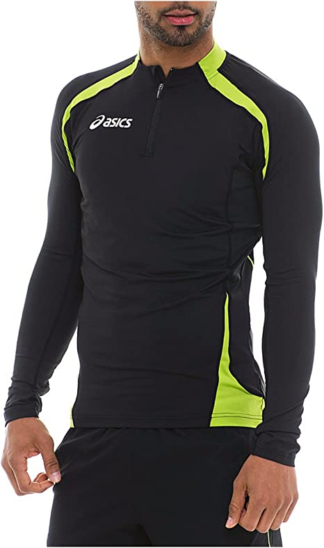 asics long sleeve running top