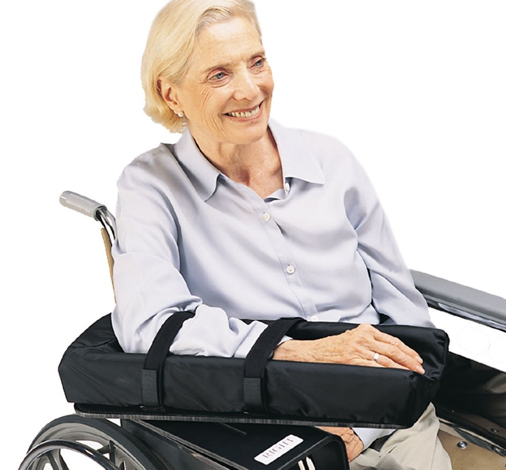 SkiL-Care Wheelchair Level Mobile Arm Support, Left by Skil-Care