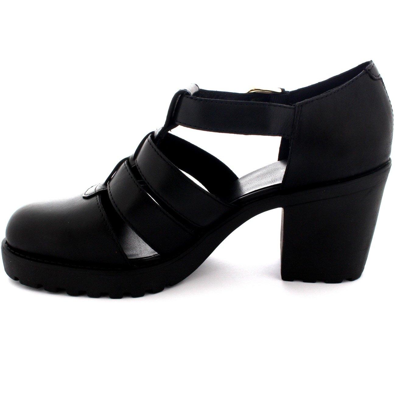 Vagabond Damen Grace Schnalle Festival Mittel Ferse Stiefel Sandalen - Weiß  - 42  Amazon.de  Schuhe   Handtaschen 6f19bca63a